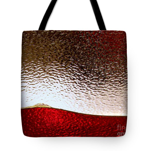 Solar Winds Tote Bag by Peter Piatt