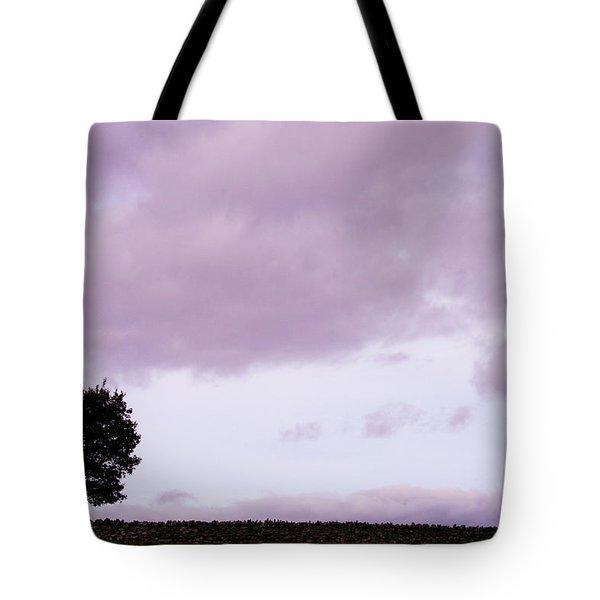 Solitude - Denbigh Moors Tote Bag by Georgia Fowler