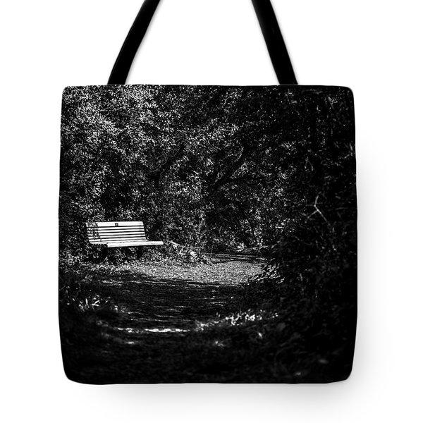 Solitude Tote Bag by CJ Schmit