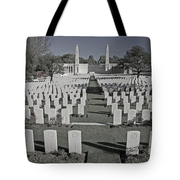 Some Corner Of A Foreign Field Tote Bag by Nomad Art And  Design