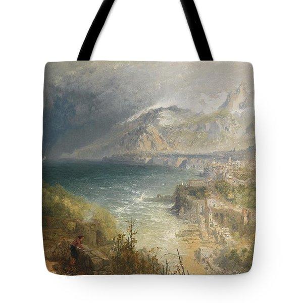 Sorrento Tote Bag by JB Pyne