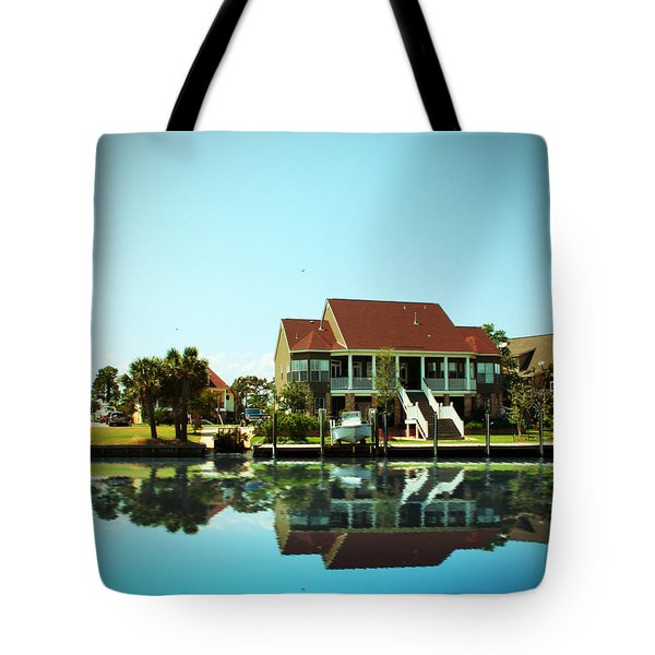 Southern Living Tote Bag by Barry Jones