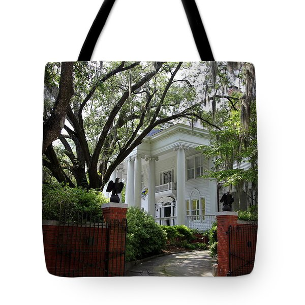 Southern Living Tote Bag by Karen Wiles