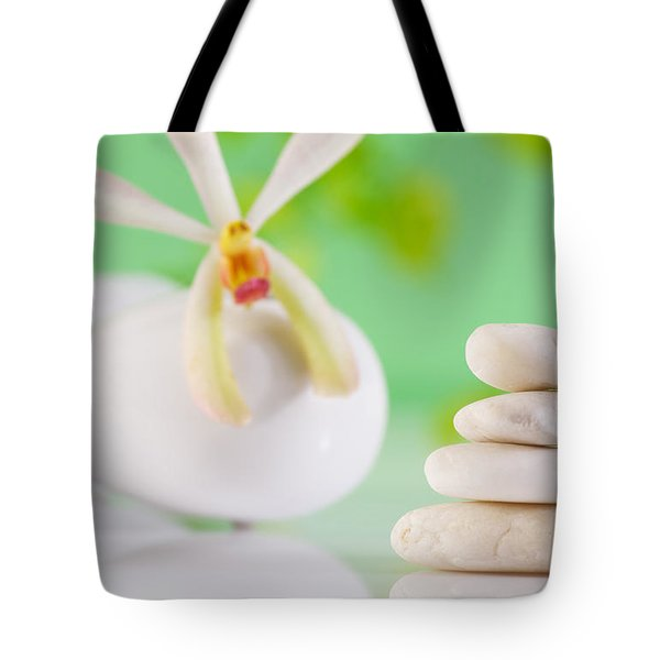 Spa Concepts Tote Bag by ATIKETTA SANGASAENG