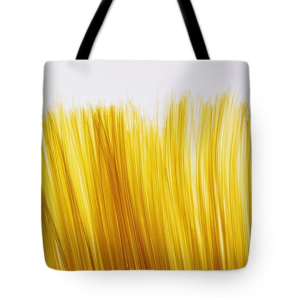Spaghetti Tote Bag by David Chapman