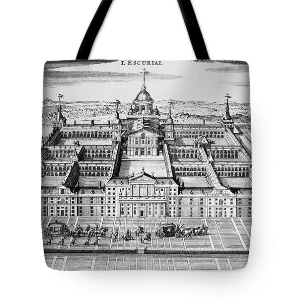 Spain: El Escorial Tote Bag by Granger