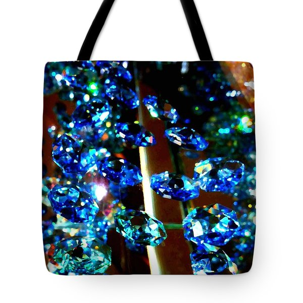 Sparkling Hill Resort 7 Tote Bag by Will Borden