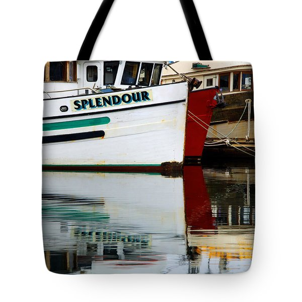 Splendour Tote Bag by Bob Christopher