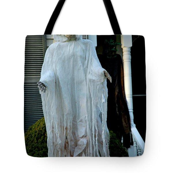 Spooky Flight Tote Bag by LeeAnn McLaneGoetz McLaneGoetzStudioLLCcom