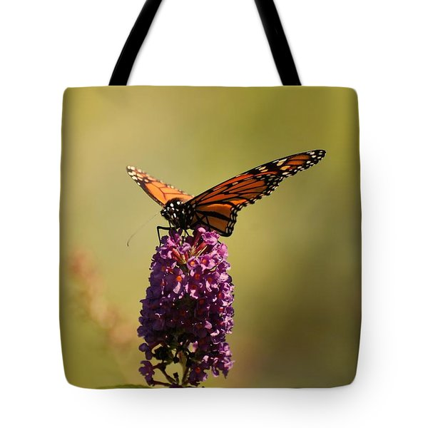 Spread Your Wings And Fly Tote Bag by Angie Tirado