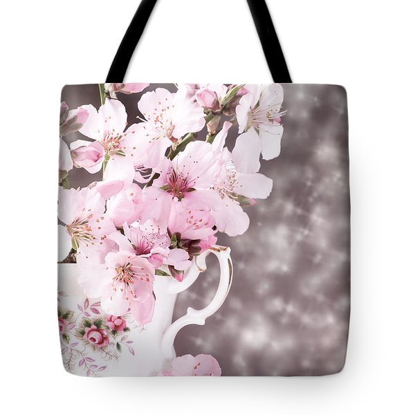Spring Blossom Tote Bag by Amanda And Christopher Elwell