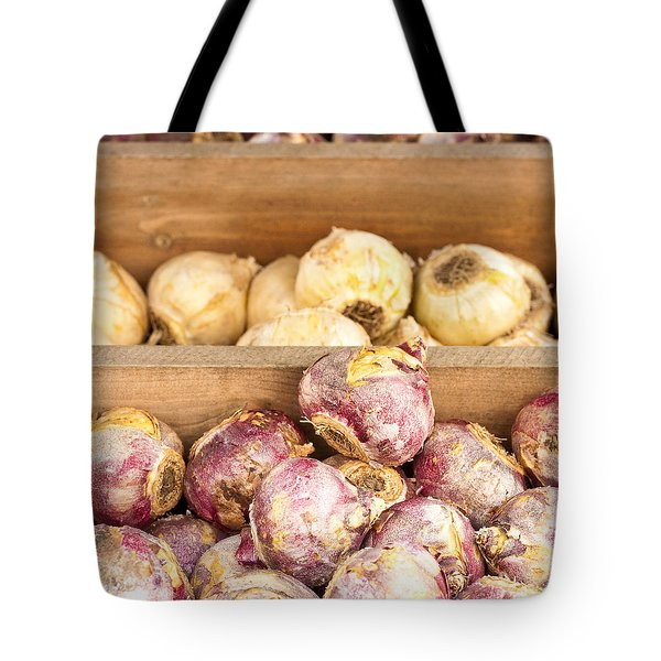 Spring Bulbs Tote Bag by Tom Gowanlock