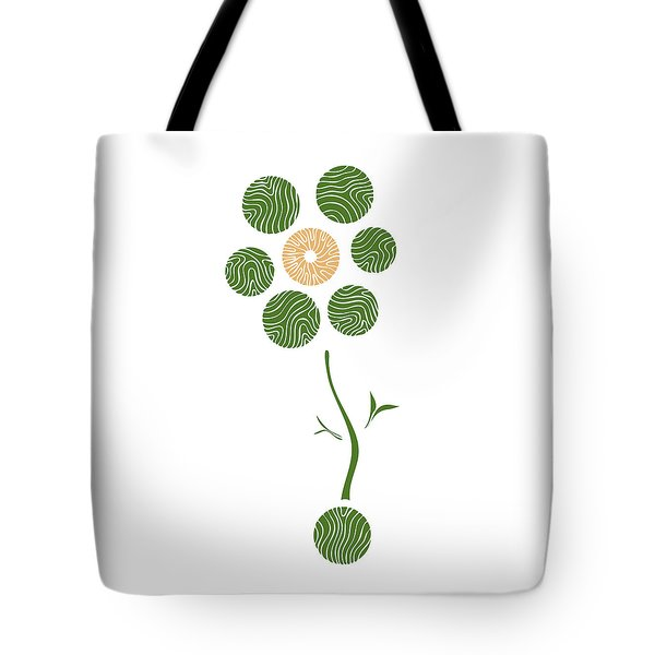 Spring Flower Tote Bag by Frank Tschakert