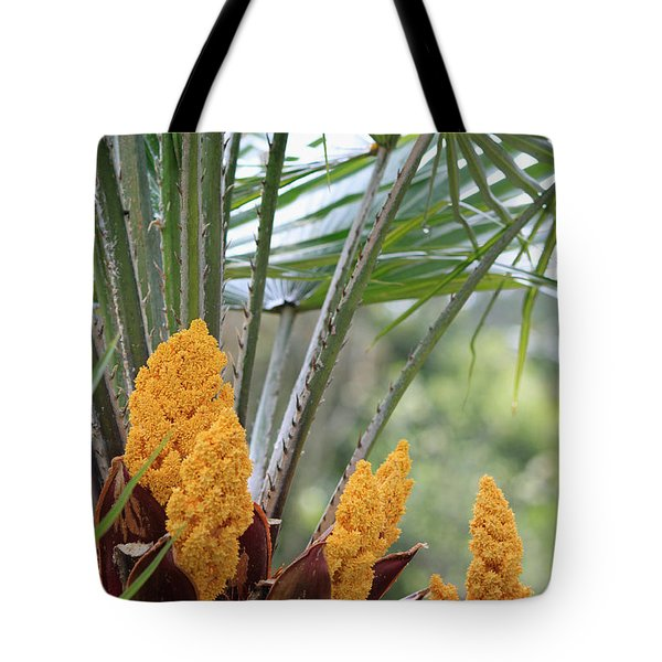 Spring Fruit Tote Bag by Suzanne Gaff