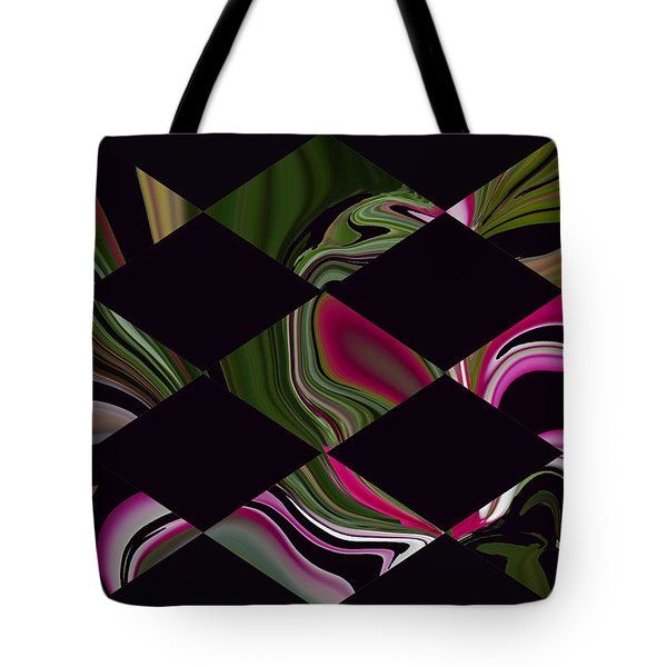 Squared Tote Bag by Aimee L Maher Photography and Art