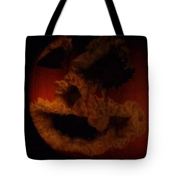 Squirrel One Jack Zero Tote Bag by Lyle Hatch