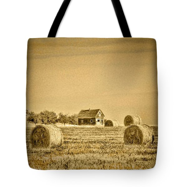 Standing Proud Tote Bag by Vickie Emms