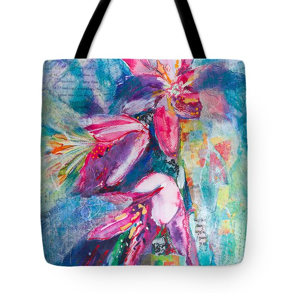 Stargazing Tote Bag by Kate Bedell