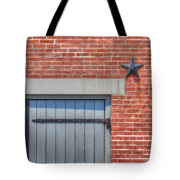 Stars And Stripes? Tote Bag by Michael Garyet
