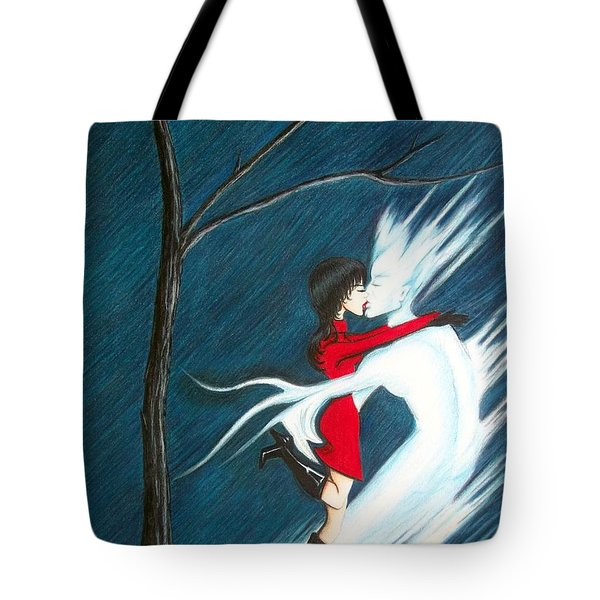 Stay Tote Bag by Danielle R T Haney