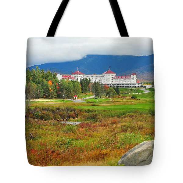 Stickney's Dream  Tote Bag by Catherine Reusch  Daley