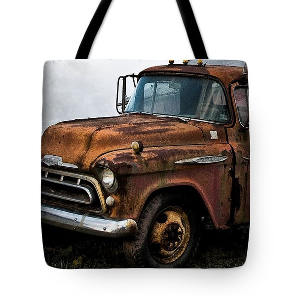 Still Going Tote Bag by Bill Cannon