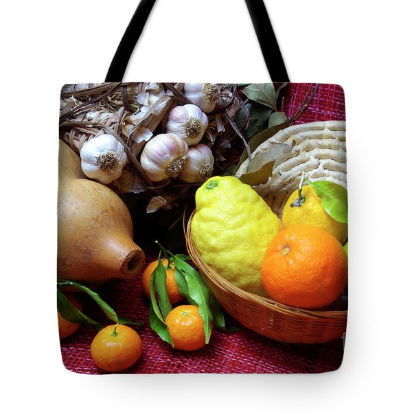 Still-life Tote Bag by Carlos Caetano