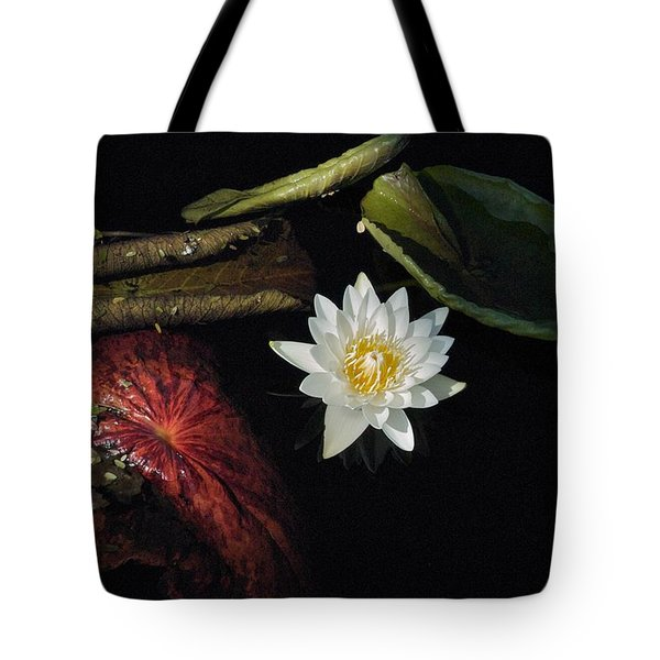 Still Life Tote Bag by Joseph Yarbrough