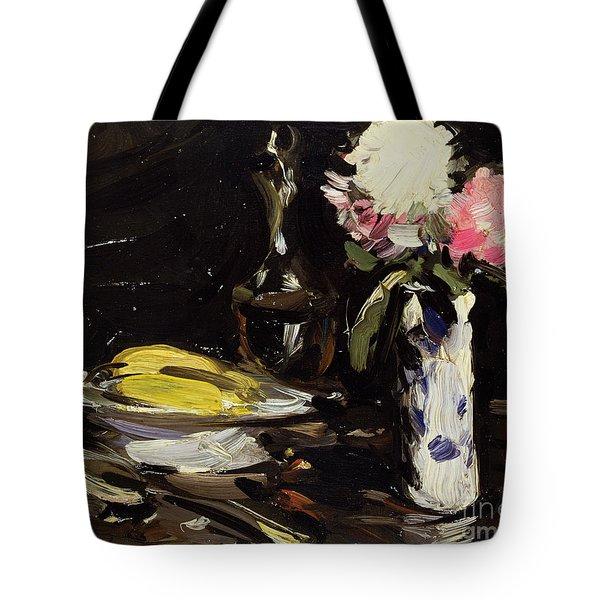 Still Life Tote Bag by Samuel John Peploe