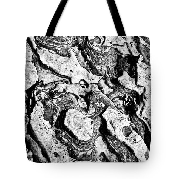 Stone Formation Point Lobos Tote Bag by Garry Gay