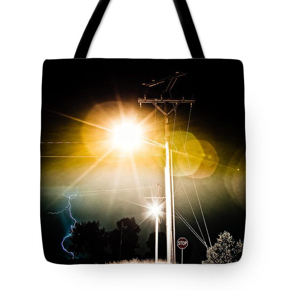 Stop IT Tote Bag by James BO  Insogna