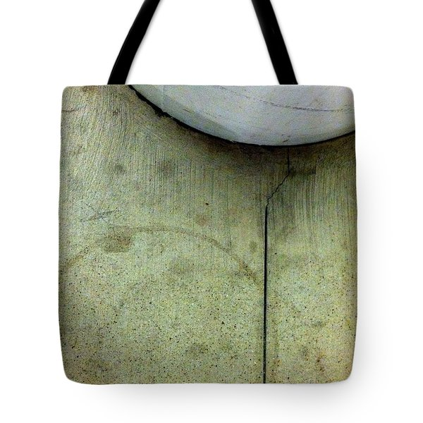 Streets Of New York Abstract Five Tote Bag by Marlene Burns