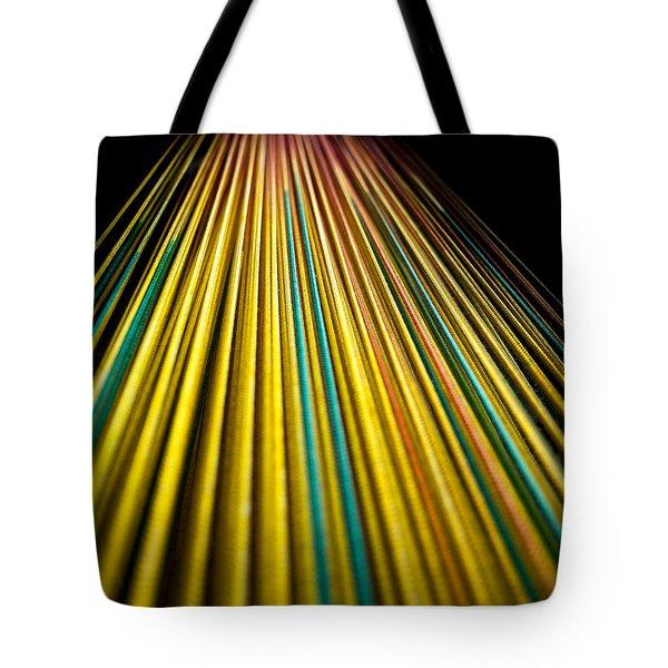 String Theory Tote Bag by Hakon Soreide