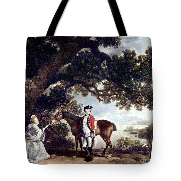 Stubbs Pocklington 1769 Tote Bag by Granger