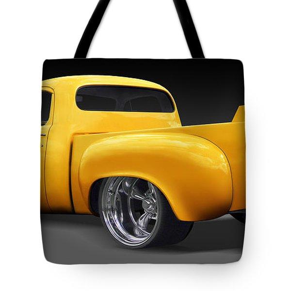 Studebaker Truck Tote Bag by Mike McGlothlen