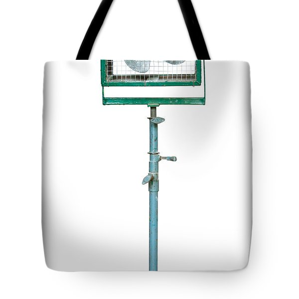 studio electric fan Tote Bag by ATIKETTA SANGASAENG