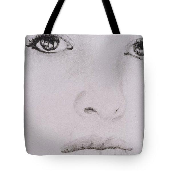 Stunning Tote Bag by Nik English