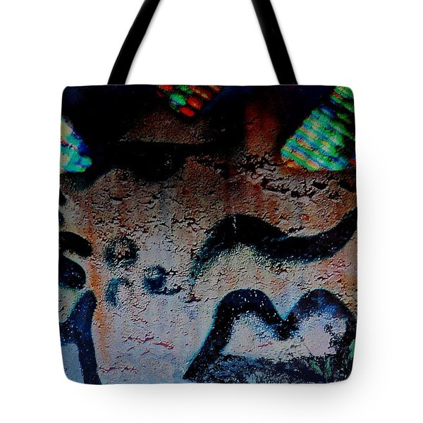 Sublime State Tote Bag by Contemporary Luxury Fine Art