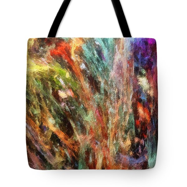 Substancial-a Tote Bag by RochVanh