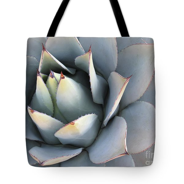 Succulent Tote Bag by Tracy L Teeter