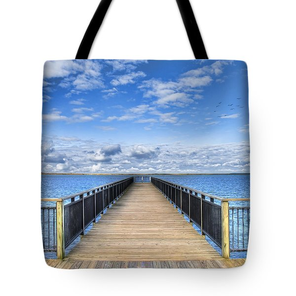 Summer Bliss Tote Bag by Tammy Wetzel
