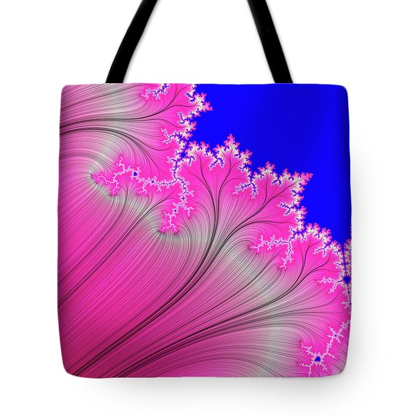 Summer Breeze Tote Bag by Carolyn Marshall