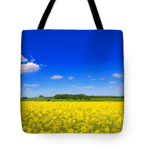 Summer Field Tote Bag by Amanda And Christopher Elwell