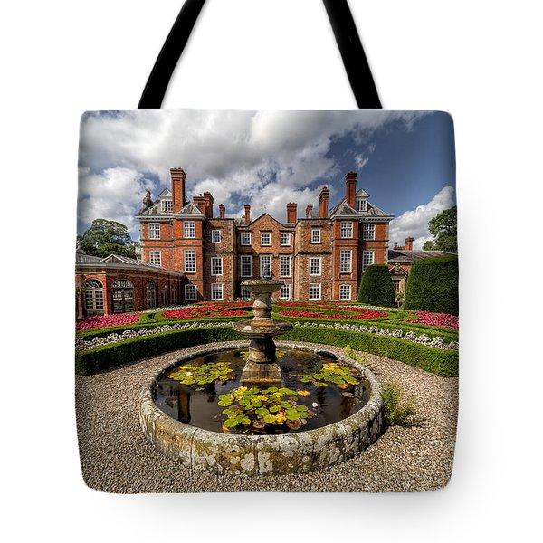 Summer Garden Tote Bag by Adrian Evans