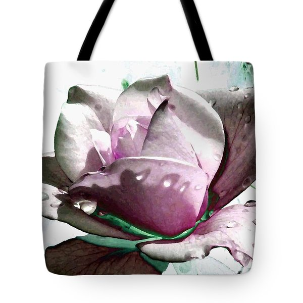 Summer Rain Tote Bag by Will Borden