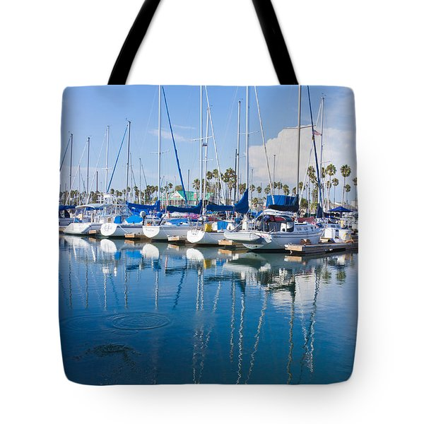 Sunday Afternoon Tote Bag by Heidi Smith