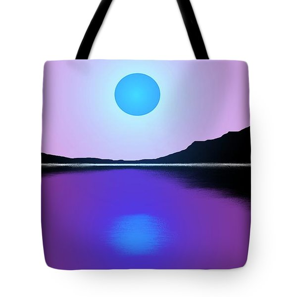 Sunset No. 4 Tote Bag by George Pedro