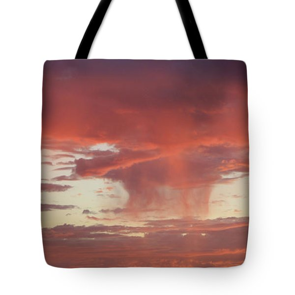 Sunset Sky Tote Bag by Nina Prommer