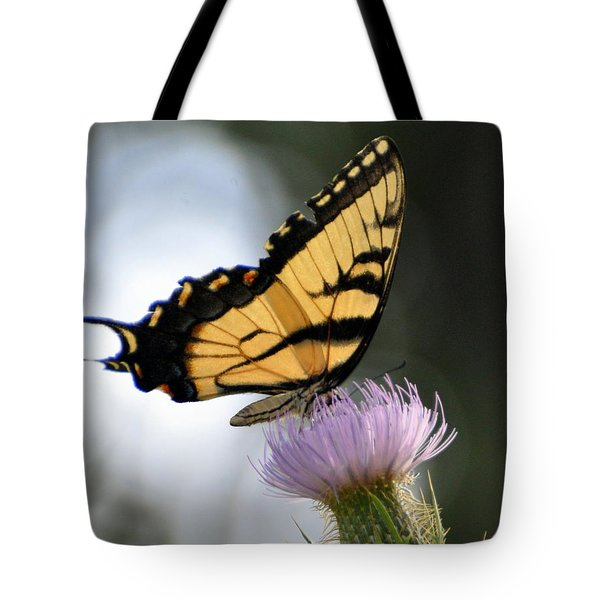 Swallowtail Tote Bag by Marty Koch