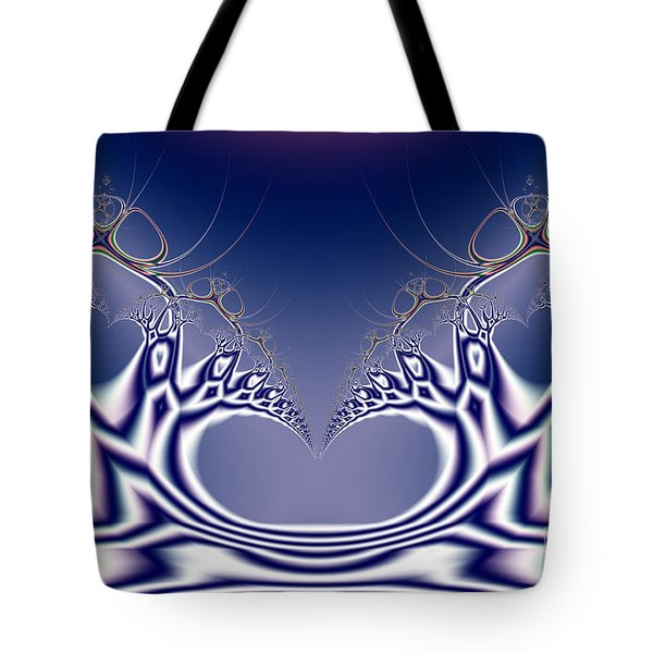 Swan Lake Ballet . S7 Tote Bag by Wingsdomain Art and Photography
